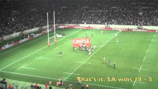 Boks beat NZ in Port Elizabeth