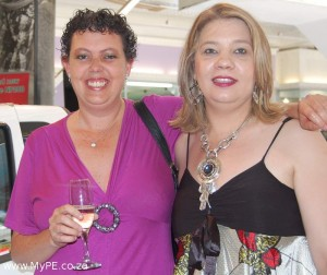 Aletta Kitching and Sophia Steyn