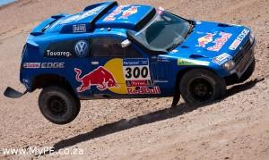 Dakar 2011 Volkswagen Touareg