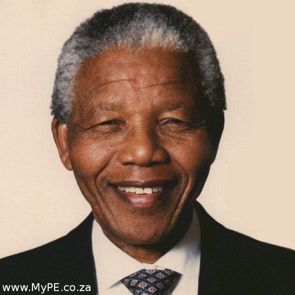 Nelson Rolihlala Mandela