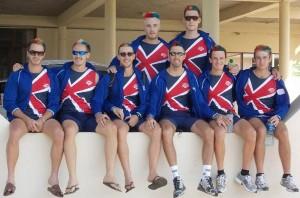 NMMU Rowing Team 2011