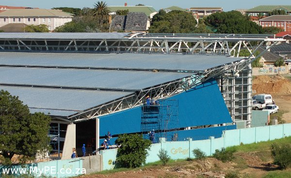 Two Port Elizabeth Municipal Buildings Scoop Coveted Awards