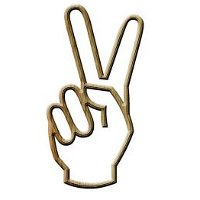 Peace / Victory Sign