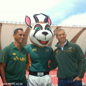 Paul Treu, Bokkie and Kyle Brown