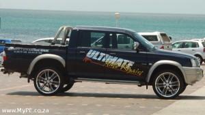 Seen in Hobie Beach Parking Lot