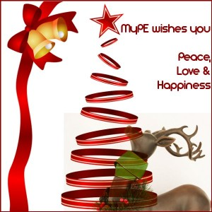 MyPE Christmas Greeting