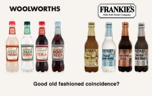 Woolworths VS Frankies