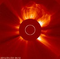 2012 Solar Flare