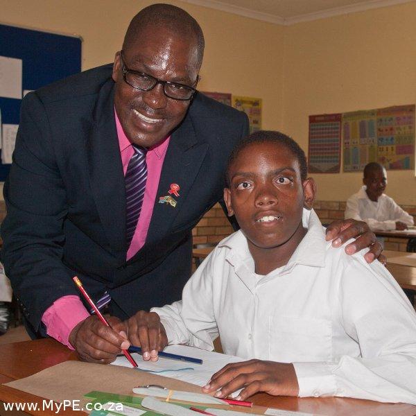 Zanoxolo Wayile and Nkosinathi Rhubhuxa