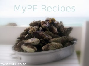 MyPE Recipes