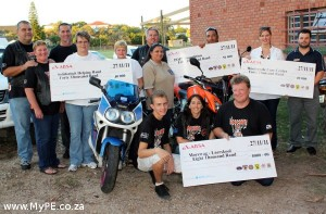 2011 Toy Run Beneficiaries