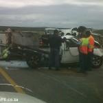 Coega Accident 1 Ton Bakkie