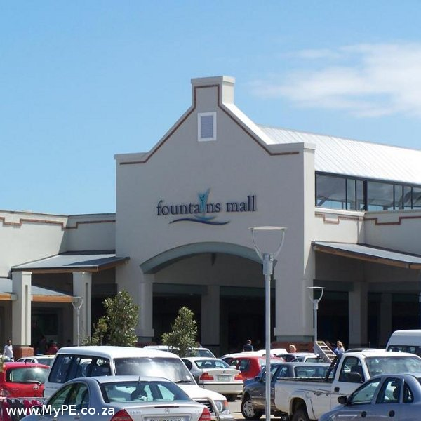 Fountains Mall Jeffreys Bay