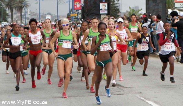 SPAR Womens Race 2011