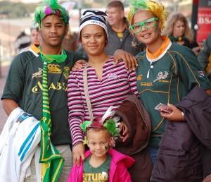 Springbok Family