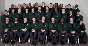 SA Students Rugby Team