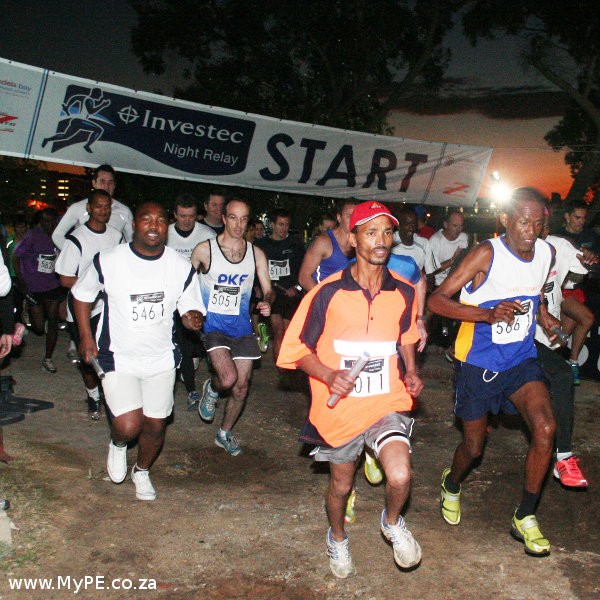 Investec Night Relay
