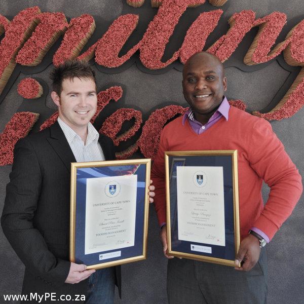 Boomtown Luvuyo Bangazi and and Stuart Innell