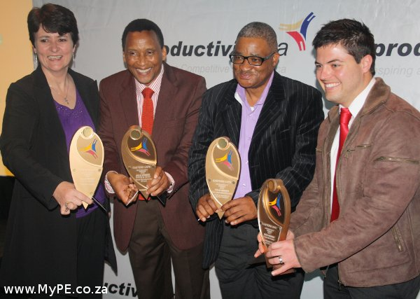 The Hope Factory, Yenza Manufacturing, Tinarha Agricultural Tourism Initiative, Continental Tyres