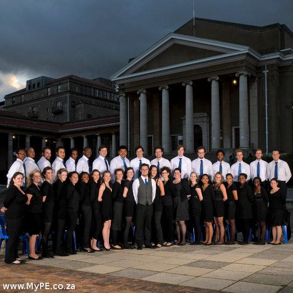 UCT Choir Photo: Michael Currin