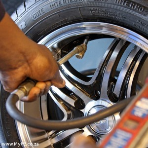 Hi-Q Free Tyre Check