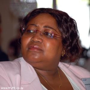 Nosiwe Nokwe-Macamo