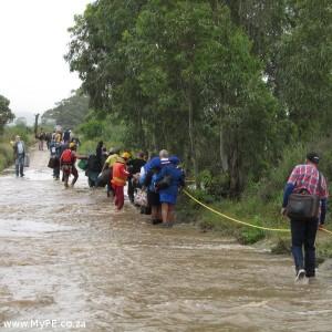 Swartkops Floodwaters NSRI