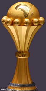 Afcon Cup Trophy