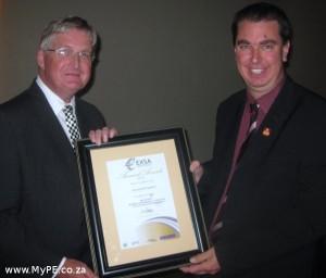 Andre Binning SAW Award