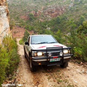 Douglas Smith's One Million Kilo Bakkie