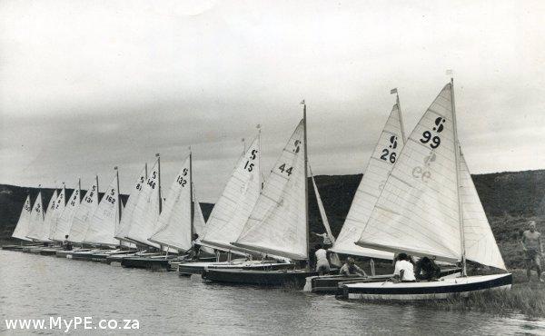 Swartkops Sprogs 1955