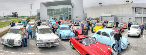VWSA Auto Pavilion Vintage Vehicles