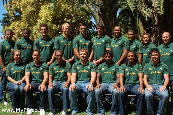 2012 NMB Sevens Team