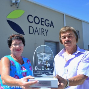 Coega Dairy Supplier of the Year