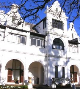 Knockfierna - now St. George's Preparatory