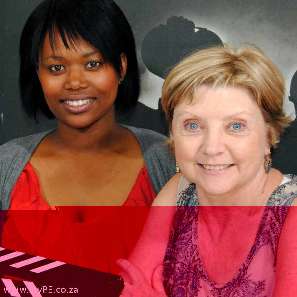 Busi Nako and Denise Roodt