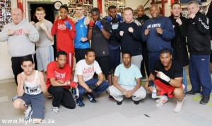 Islington Boxing Team