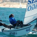 Hobie 16 Nationals 2013 - Andrew and Angela Ward