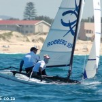 Hobie 16 Nationals 2013 - Blaine and Roxanne Dodds