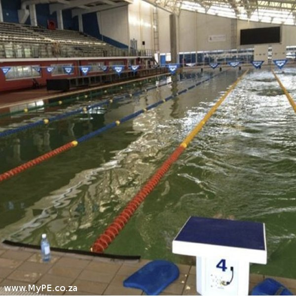 Green Newton Park Pool