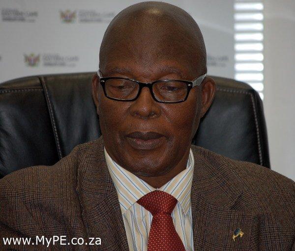 Nkosinathi Benson Fihla: Executive Mayor - Nelson Mandela Bay Municipality