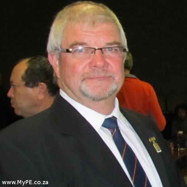 Paul van Niekerk - SAIEE President