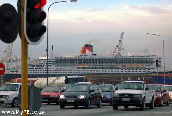Queen Mary 2 South End
