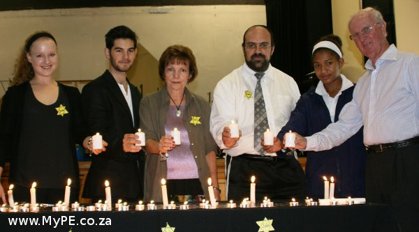Theodor Holocaust Remembrance