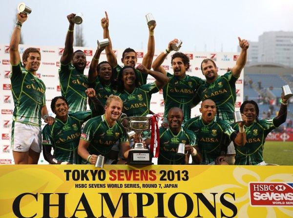 Springboks win Tokyo Sevens