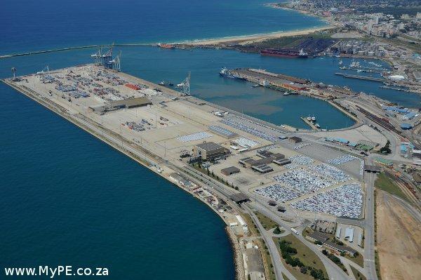 Nqura Harbour Aerial