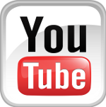 YouTube logo Johannesburg
