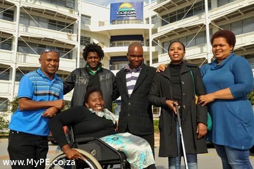 Coega Disabilities