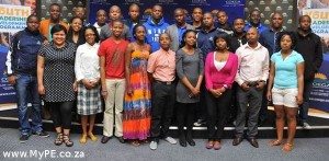 Coega Youth Leadership
