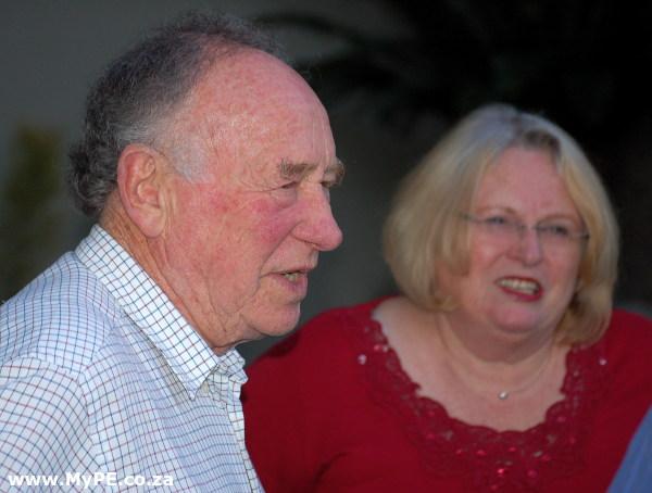 Cyril and Jennifer Karabus